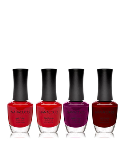 Secret Garden Collection: Four Piece Nail Polish Set