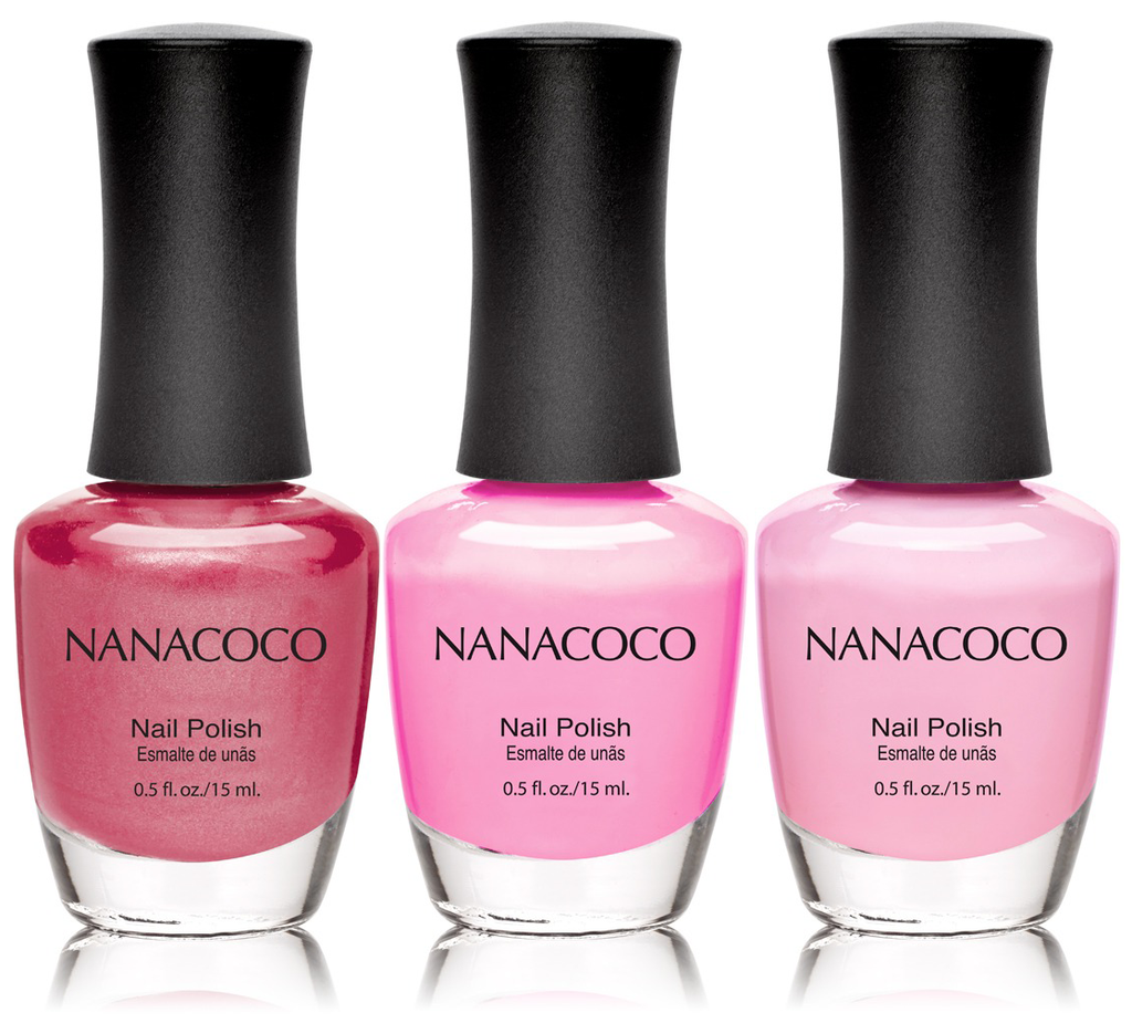 Pretty In Pink Collection Nanacoco 20056 20070 20027