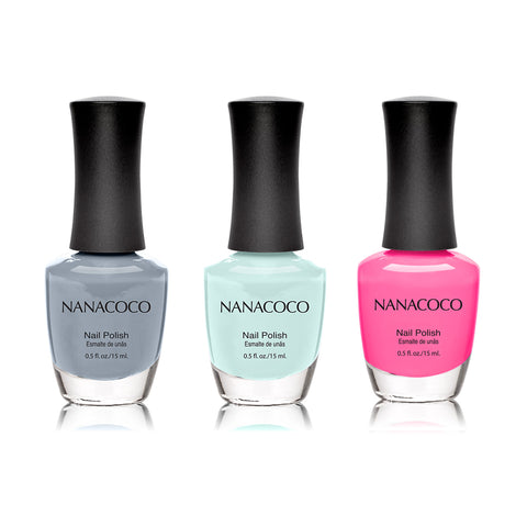 Tempest Collection: Three Piece Nail Polish Set