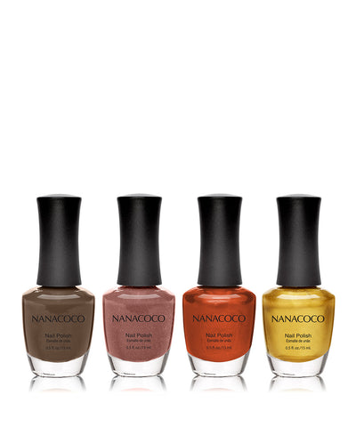 Southwest Collection: Four Piece Nail Polish Set