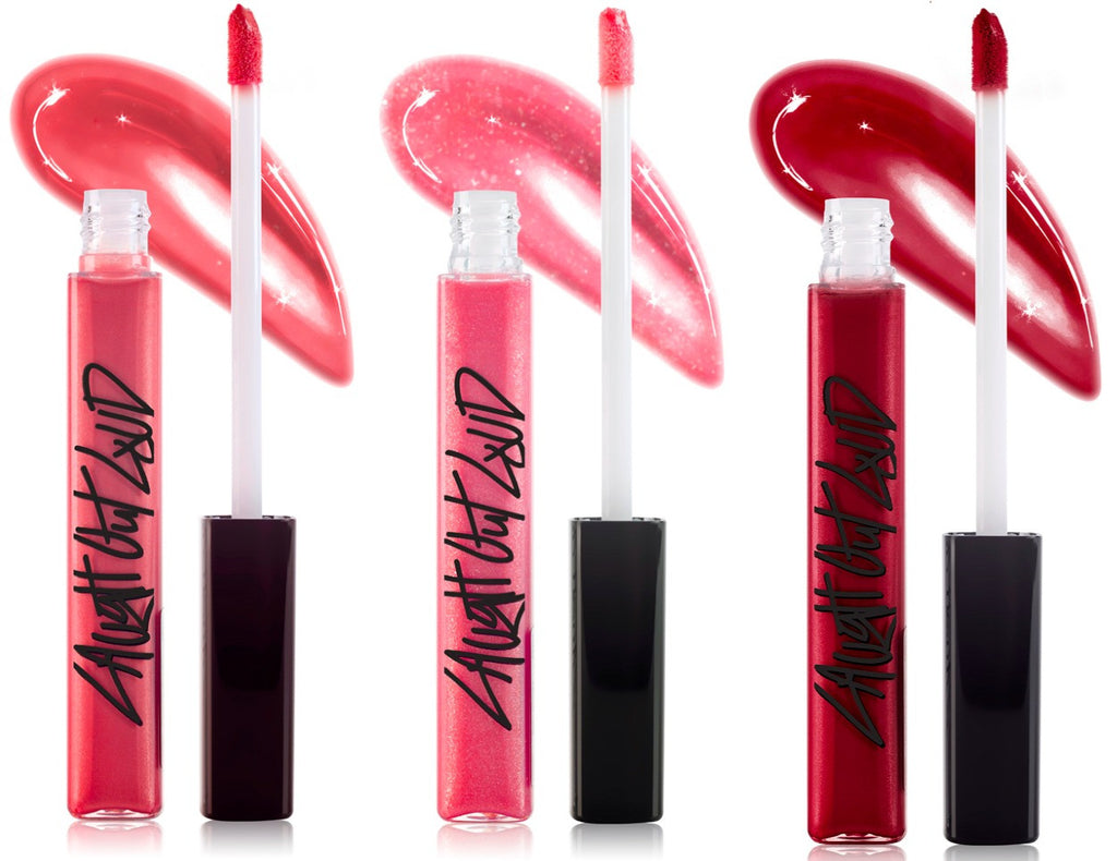 Life of the Party Collection: Three Piece Lip Gloss Set