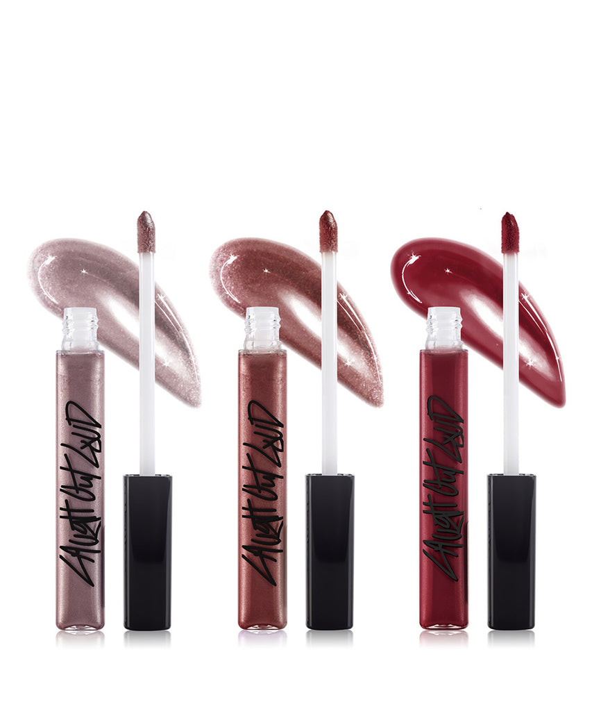 Chatterbox Collection: Three Piece Lip Gloss Set