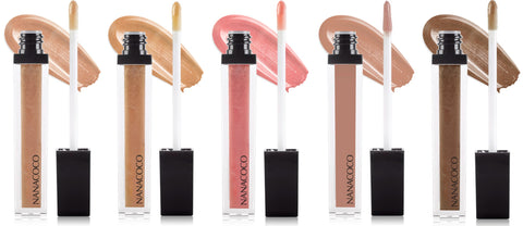 Beach Bum Collection: Five Piece Lip Gloss Set