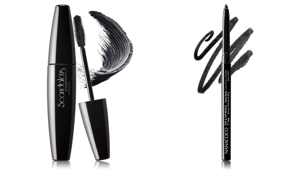 Thickening Scandalous Mascara-Automatic Eye & Lip Pencil