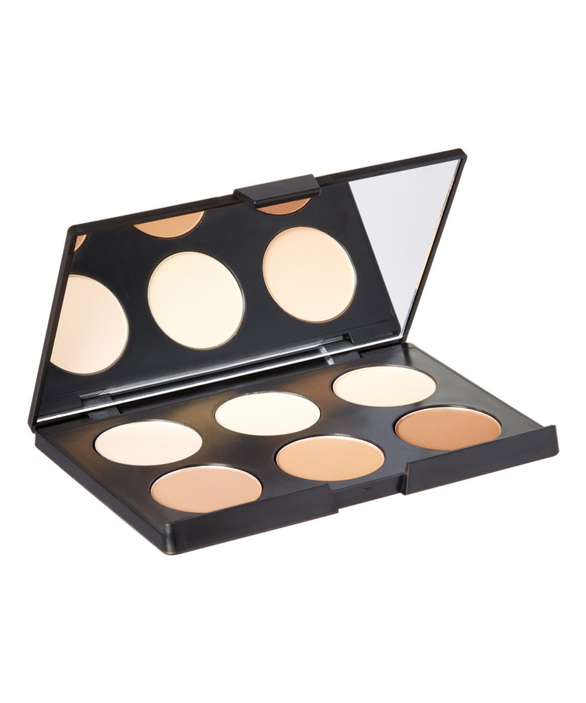 Contouring & Highlighting Kit, Fair Complexion