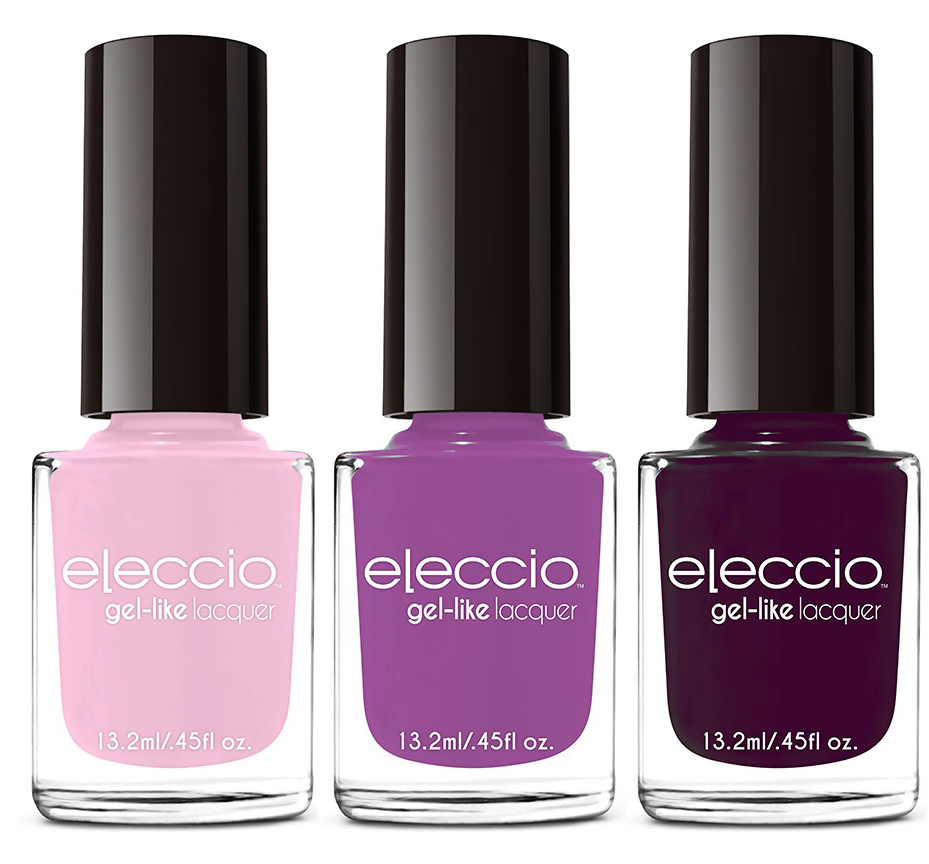 Soiree Collection: Three Piece Nail Polish Set – Rondeau Beauty