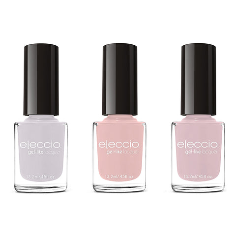 Rockstar Collection: Three Piece Nail Polish Set
