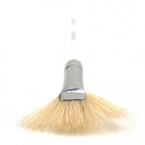 Glamour Status Highlighting Fan Brush