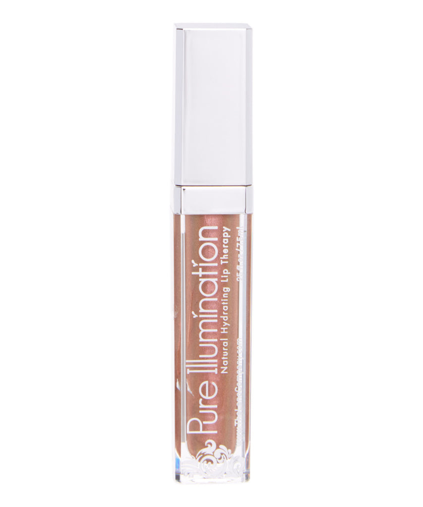 Illumination Lip Gloss with LED Twist Top Light & Side Mirror