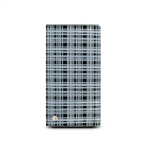 Plaid Checkbook Cover