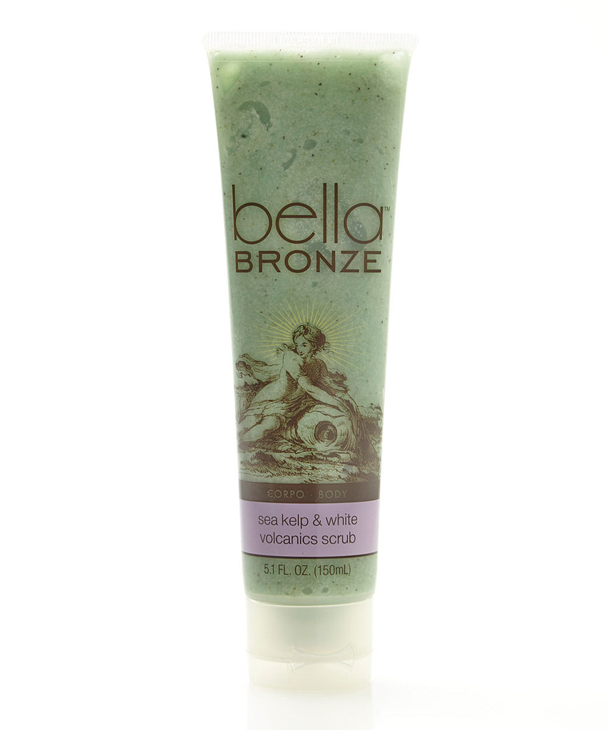 Bella Bronze BB10020 Sea Kelp White Volcanics Scrub