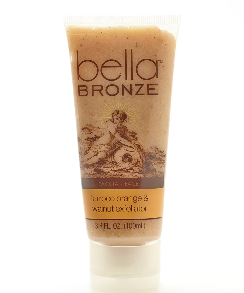 Bella Bronze BB10060 Torraco Orange Walnut Exfoliator