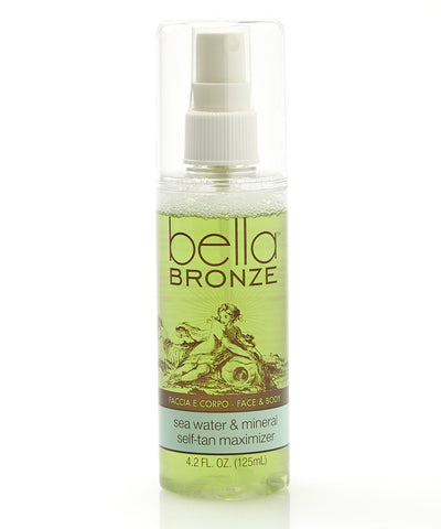 Bella Bronze BB10010 Sea Water Mineral Self-Tan Maximizer