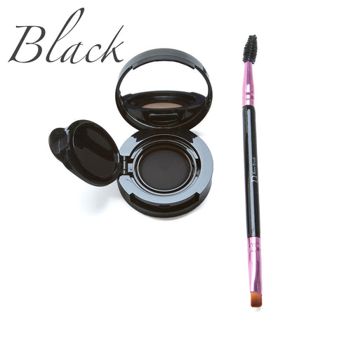 Doris Dalton Airless Brow Fix Nutra 6 Black