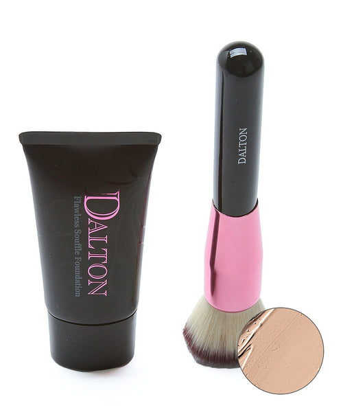 Dalton Cosmetics Flawless Souffle Foundation w/ Brush