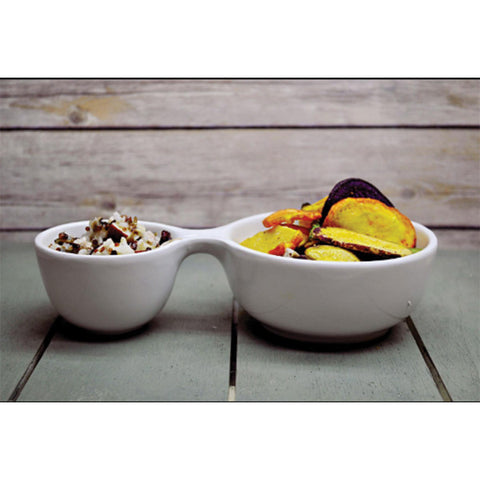Divided Serving Dish, [product_category] - Uno Casa