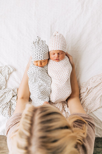Jesse Essential Newborn Bundle (Hat)