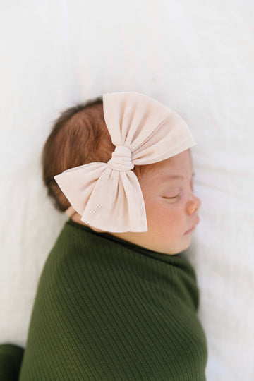 Tristan Ribbed Bonnet