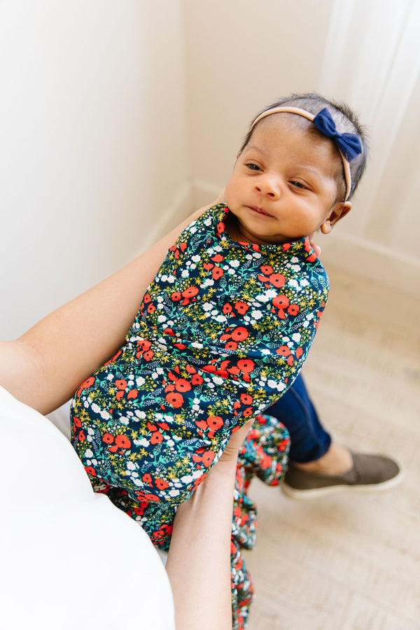 Kelli Ultimate Newborn Bundle (Headband)