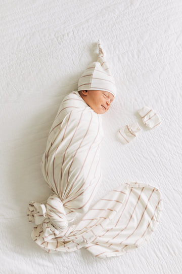 Lydia Essential Newborn Bundle (Hat)