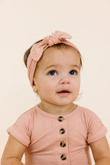 Audrey Ribbed Headband