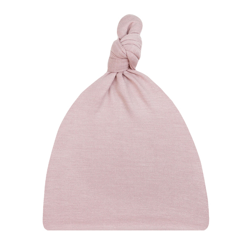 Aria Top Knot Hat