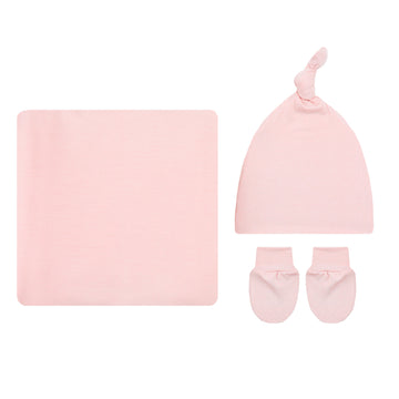 Ava Essential Newborn Bundle (Hat)