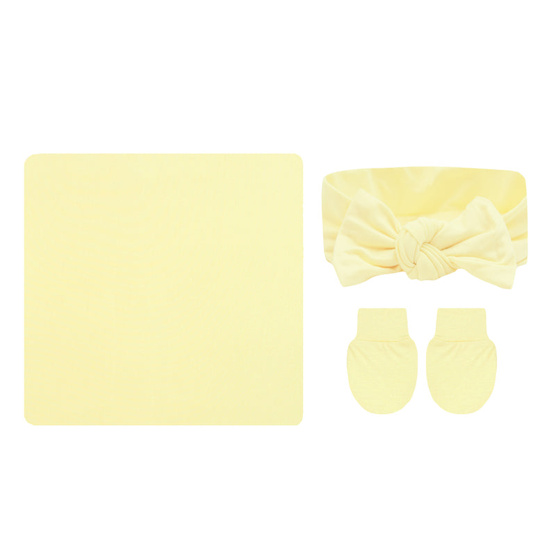 Avery Essential Newborn Bundle (Headband)