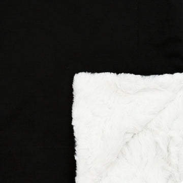 Black Cozy Blanket