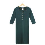 The Everyday Dress - Emerald