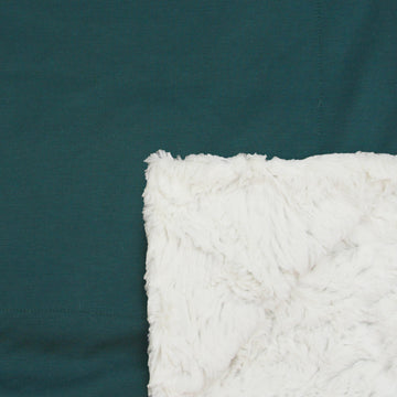 Emerald Cozy Blanket