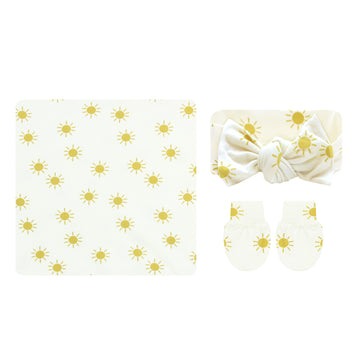 Goldie Essential Newborn Bundle (Headband)