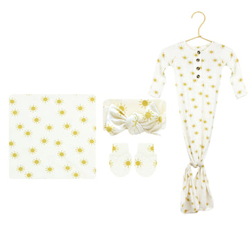 Goldie Ultimate Newborn Bundle (Headband)