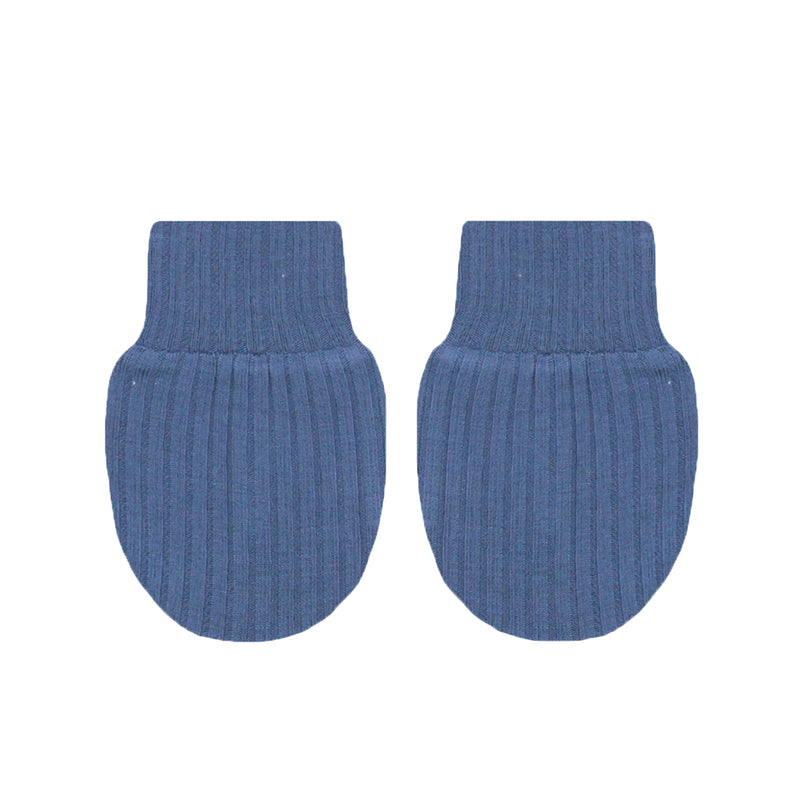 Harrison Ribbed No Scratch Mittens