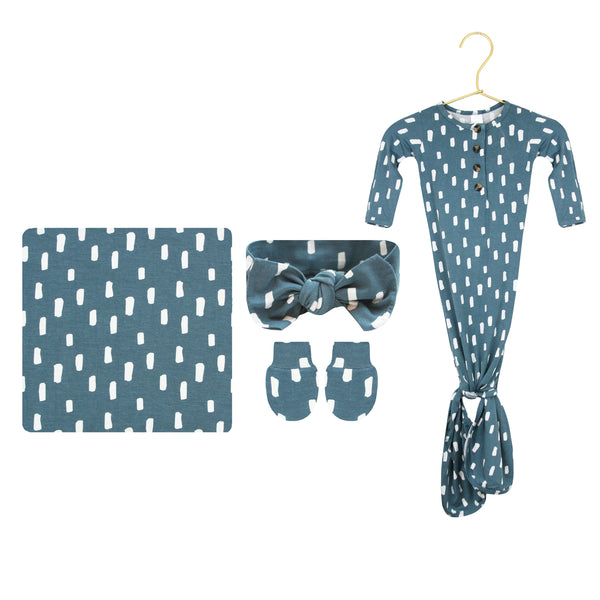 Jake Ultimate Newborn Bundle (Headband)