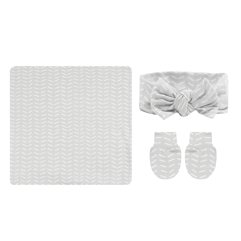 Jase Essential Newborn Bundle (Headband)