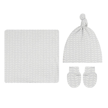 Jase Ultimate Newborn Bundle (Hat)