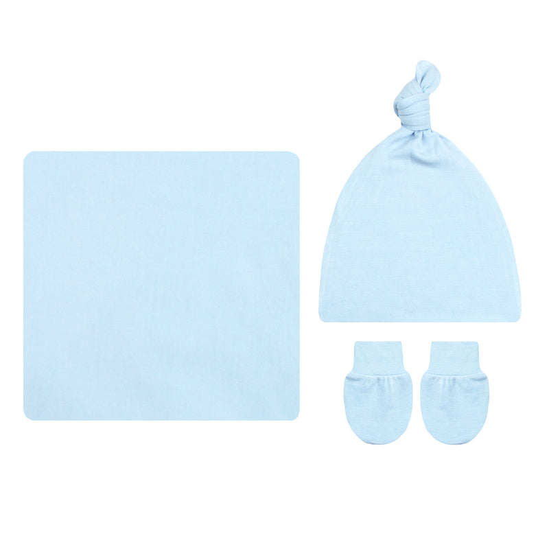 Jude Essential Newborn Bundle (Hat)