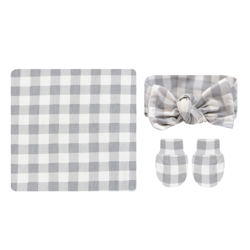Kai Ultimate Newborn Bundle (Headband)