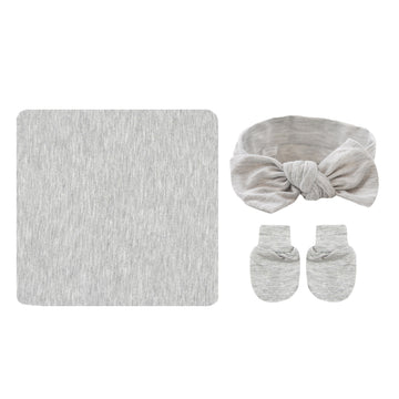Milo Essential Newborn Bundle (Headband)