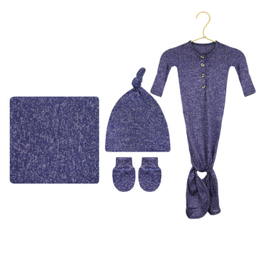 Maddox Sweater Ultimate Newborn Bundle (Hat)
