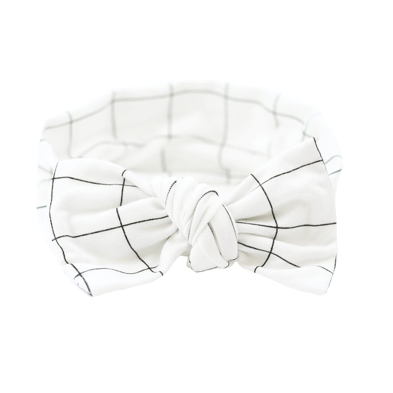 Maxwell Essential Newborn Bundle (Headband)