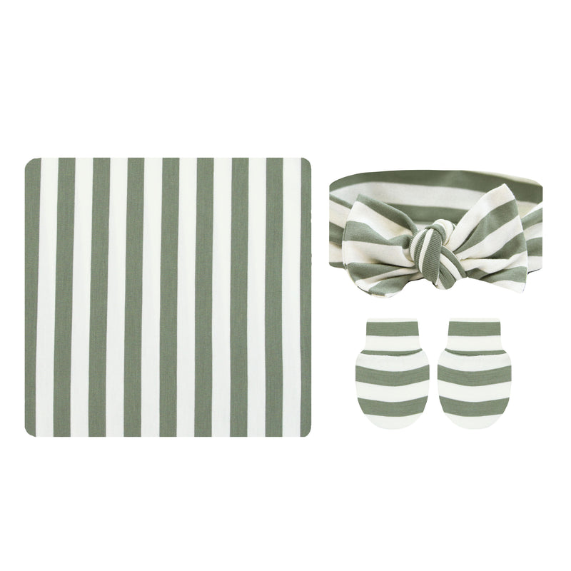 Morgan Ultimate Newborn Bundle (Headband)