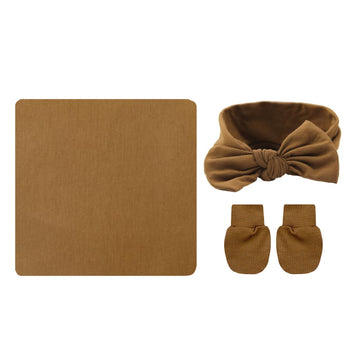 Dylan Essential Newborn Bundle (Headband)