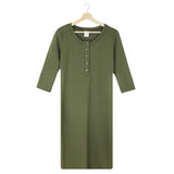 The Everyday Dress - Olive