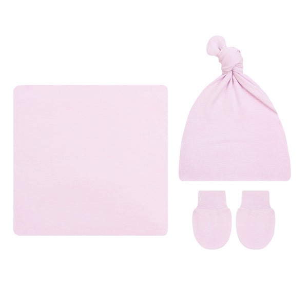 Quincy Essential Newborn Bundle (Hat)