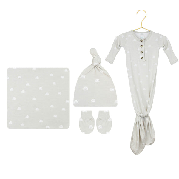 Rae Ultimate Newborn Bundle (Hat)