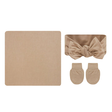 Reese Essential Newborn Bundle (Headband)