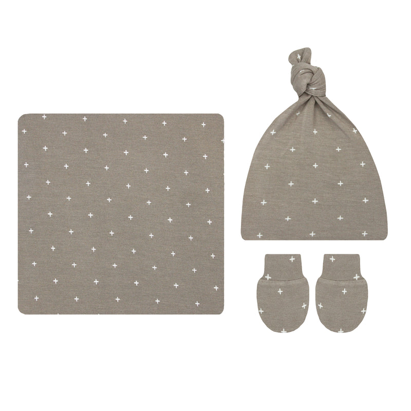Tate Essential Newborn Bundle (Hat)
