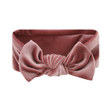 Velvet - Rose Knot Headband